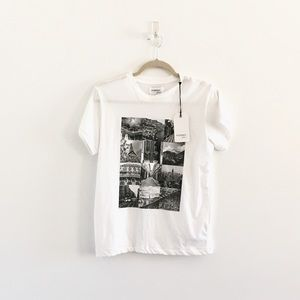 Sincerely Jules City Paris Graphic Tee